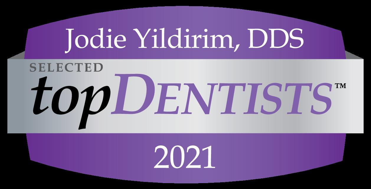 Dr. Jodie Yildirim top dentist