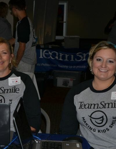 Eastgate Dental Excellence team participating in TeamSmile outreach